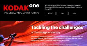 hat is Kodak blockchain?