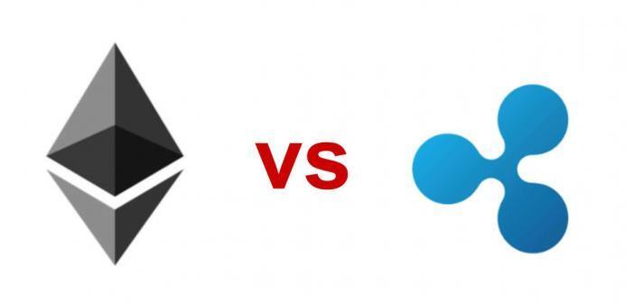Ethereum vs. Ripple