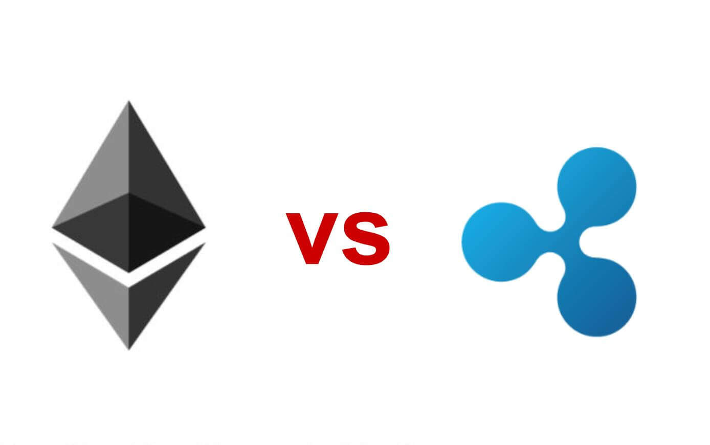 Ethereum vs. Ripple