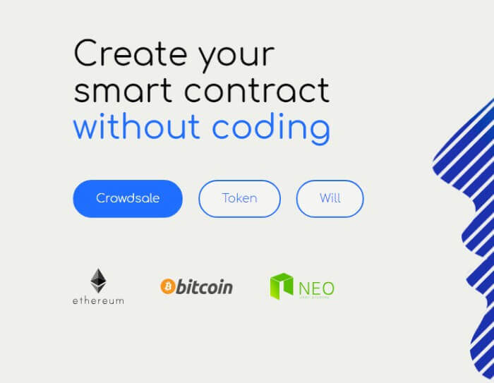 mywish neo smart contracts dapp