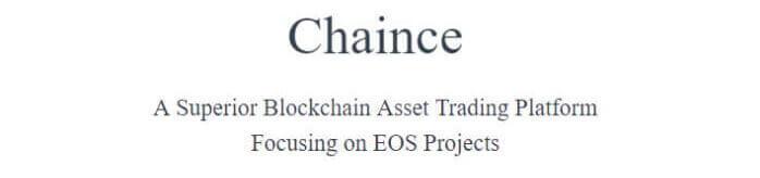 Chaince