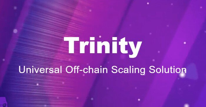 trininty neo blockchain application