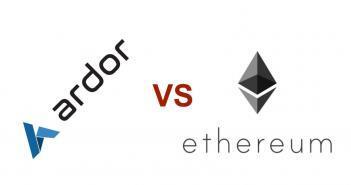 Ardor vs Ethereum