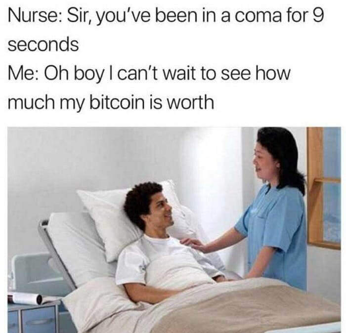 best bitcoin craze meme
