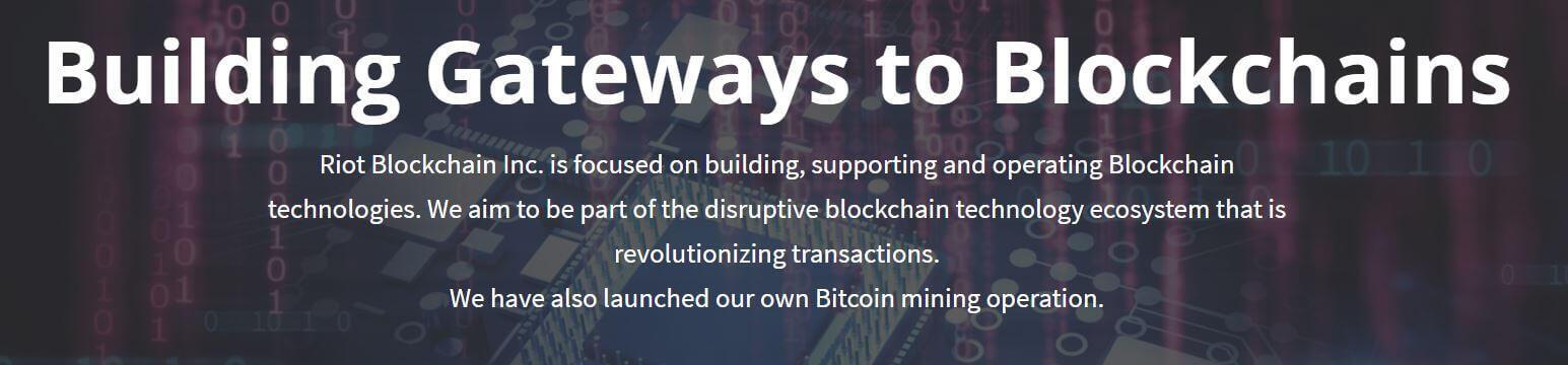 Riot Blockchain Sec Investigation