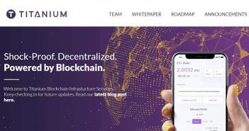 What is Titanium Blockchain?
