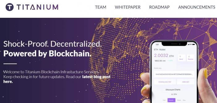 What is Titanium Blockchain?