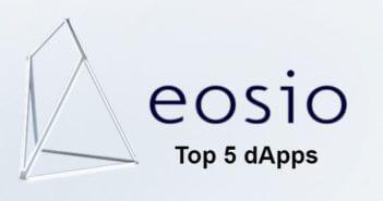 Top 5 EOS dApps