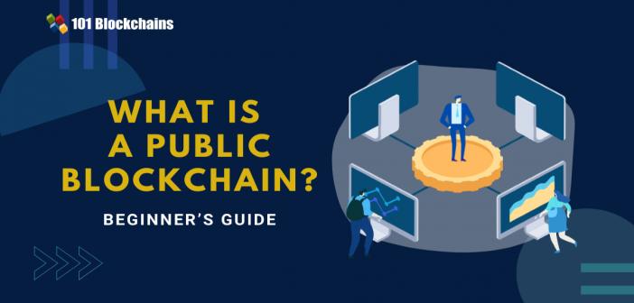 what is a public blockchain