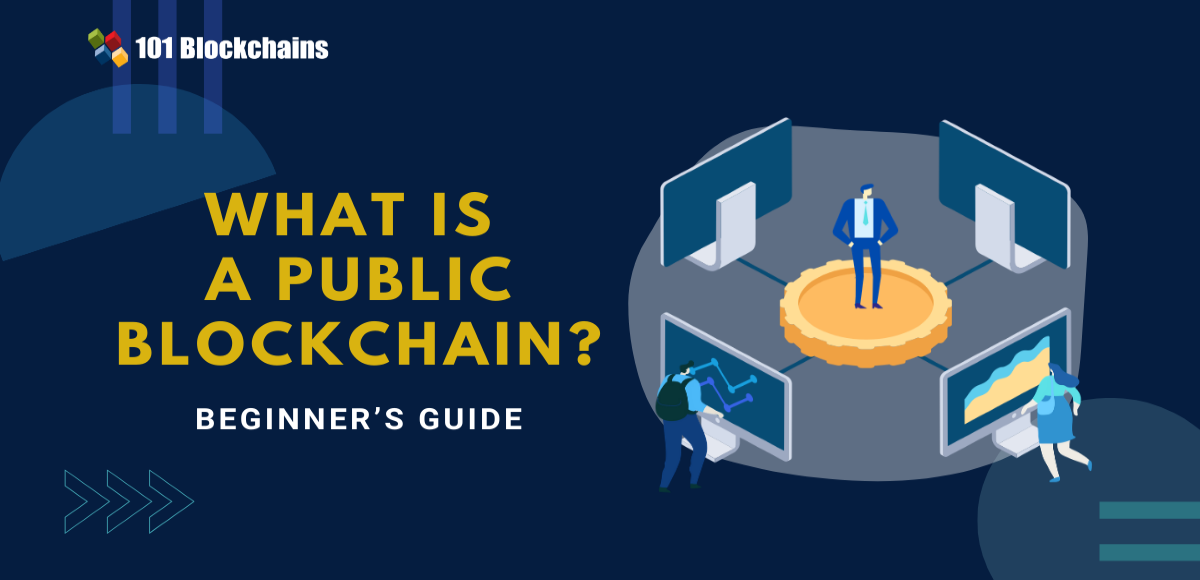 what is a public blockchain