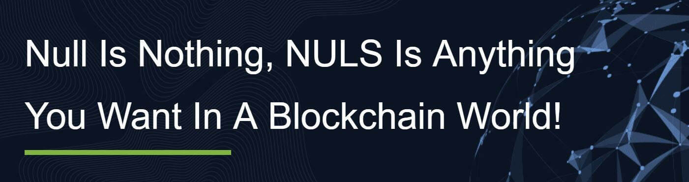 what is nuls blockchain