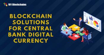 CBDC blockchain