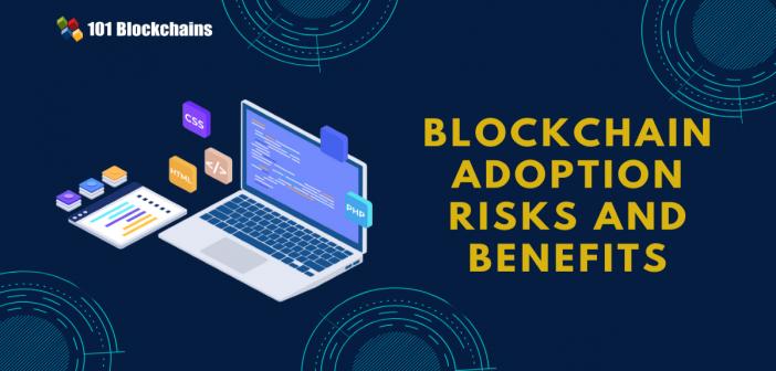 blockchain adoption risks