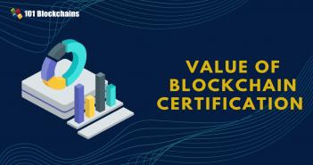 blockchain certification