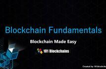 Blockchain Fundamentals Presentation Pdf