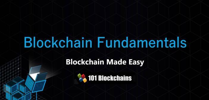 Blockchain Fundamentals Presentation Pdf