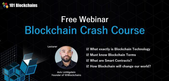 Blockchain Webinar Crash Course