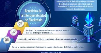 Interoperabilidad de blockchain