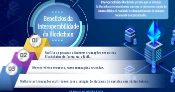 O que é a interoperabilidade da blockchain
