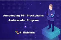 101 blockchains ambassador program