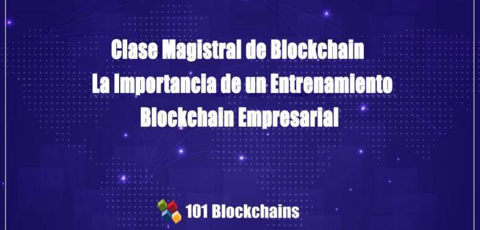 Clase Magistral de Blockchain