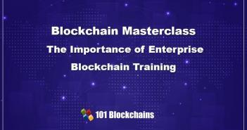 blockchain masterclass - enterprise blockchain training