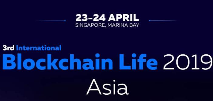 Blockchain Life 2019 Event