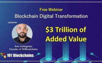 Blockchain Digital Transformation webinar