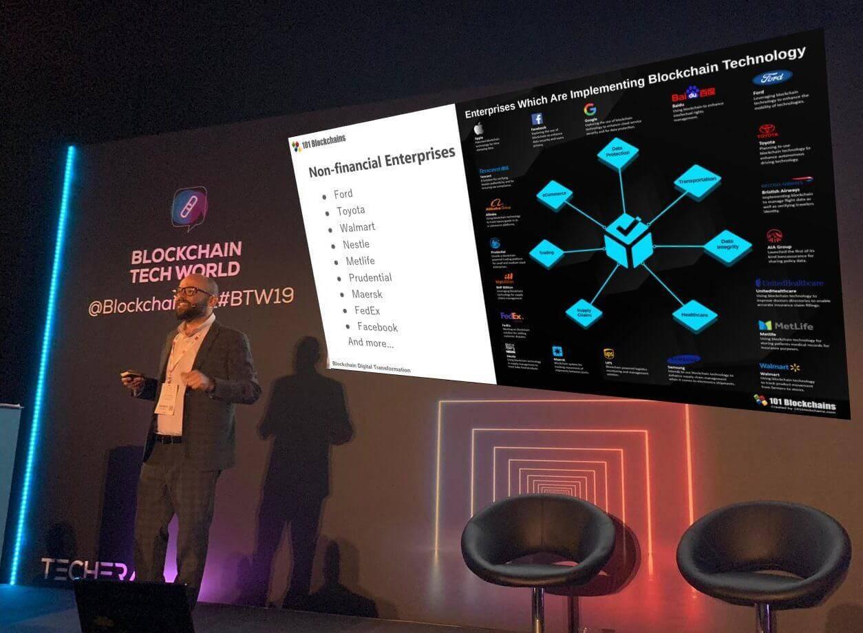 Blockchain Keynote Speaker