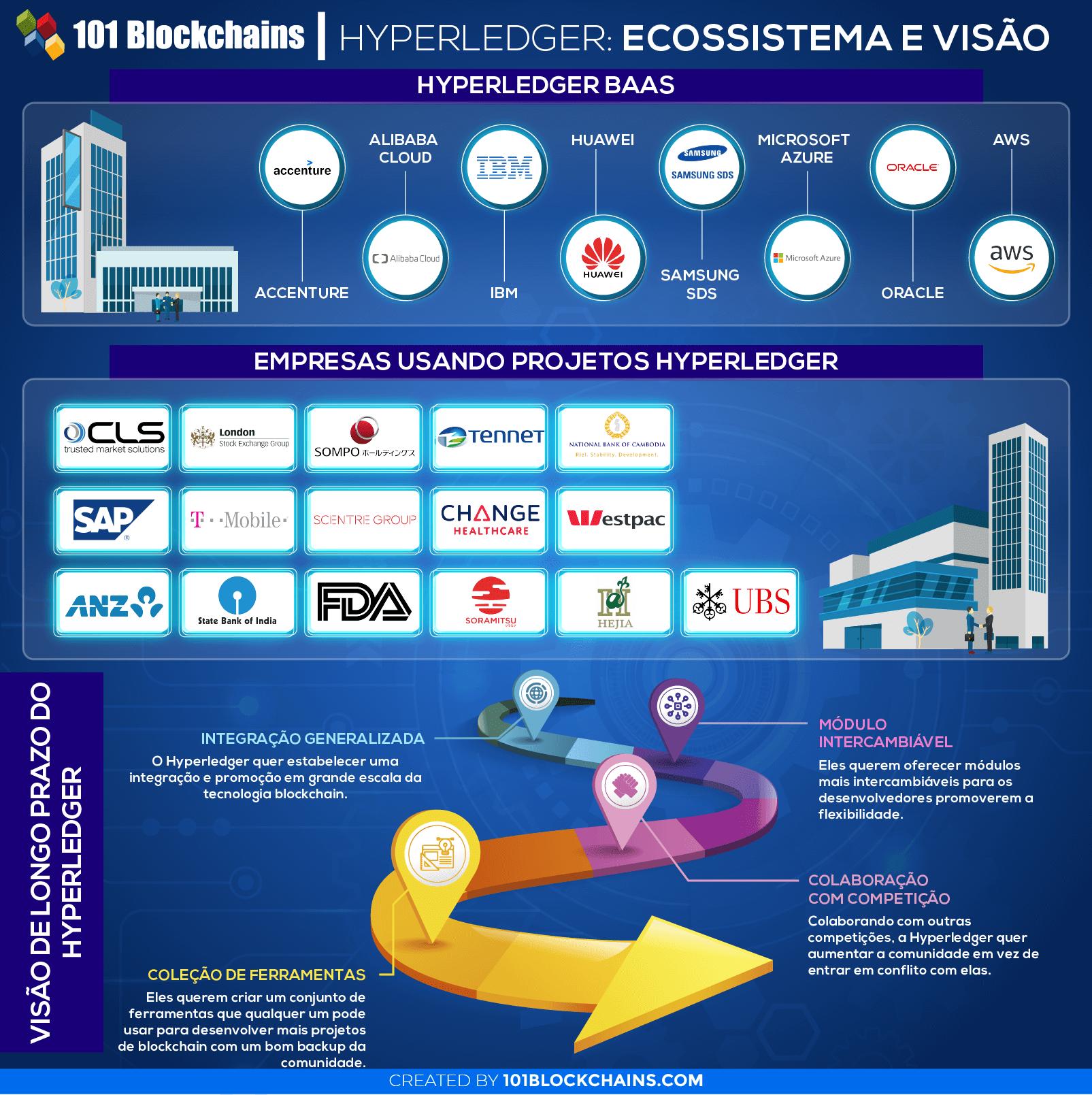 Hyperledger - Ecossistema e Vis¦o
