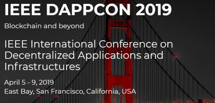 IEEE DAPPCON 2019 conference