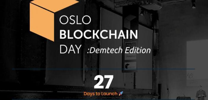 Oslo Blockchain Day Event
