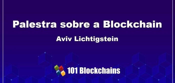 Palestra sobre a Blockchain