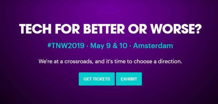 TNW 2019 Conference