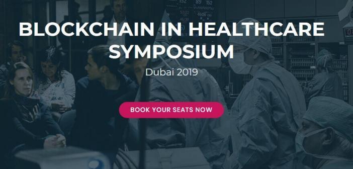 blockchain in healhcare symposium conference