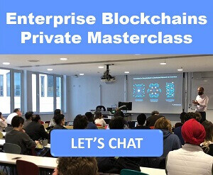 enterprise blockchain masterclass