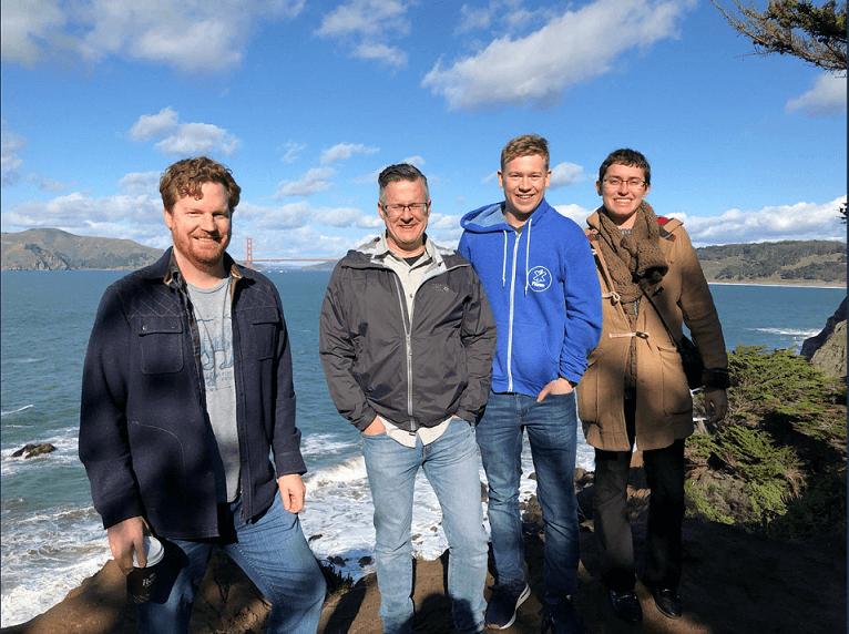 fluree blockchain startup team sf