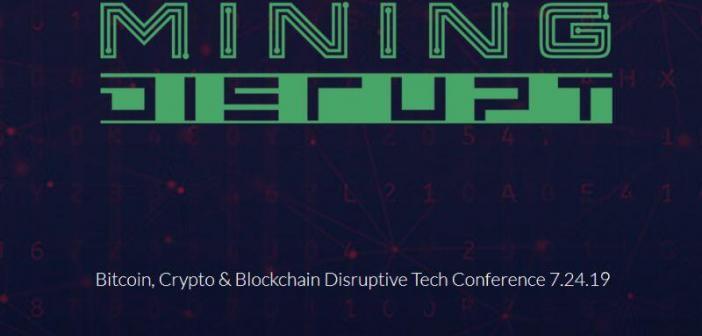 mining disrupt event miami