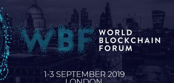world blockchain forum event