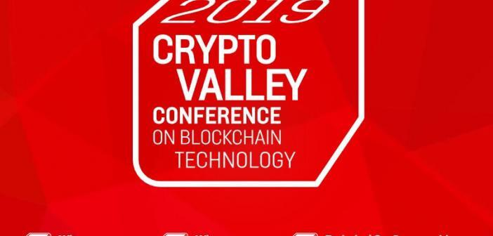 2019 Crypto Valley Conference On Blockchain Technology