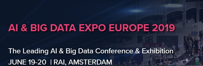 AI & Big Data Expo Europe 2019