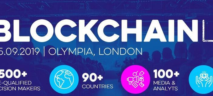 Blockchain Live London Conference