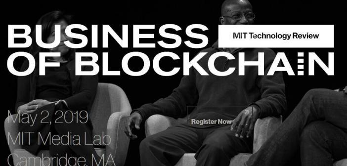 Business of Blockchain conference