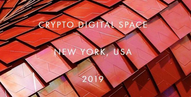 Crypto Digital Space Event