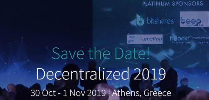 Decentralized 2019