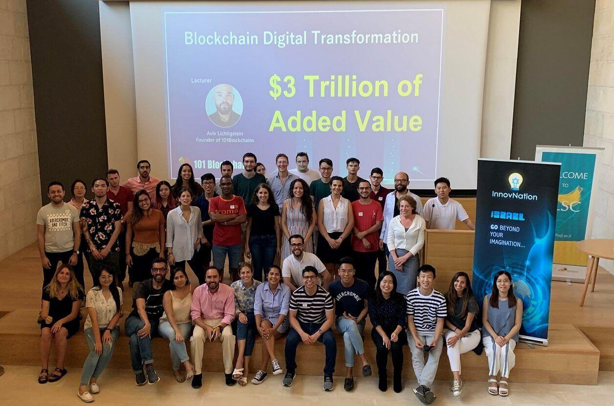 Enterprise Blockchain Masterclass