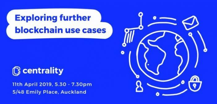 Exploring-Further Blockchain Uses Cases Event