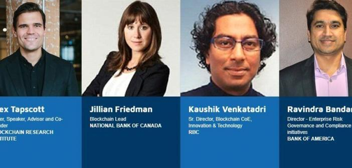 Blockchain for Financial Services Global Summit