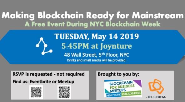 Making Blockchain Ready For Mainstream