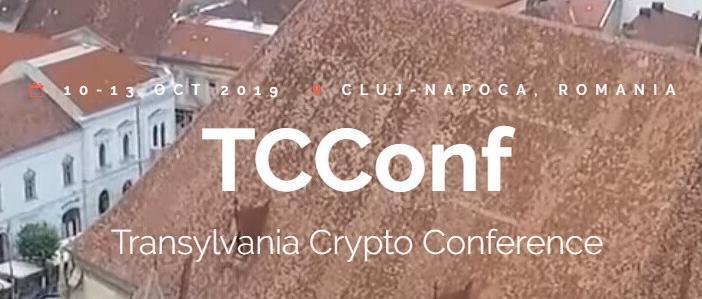 Transylvania crypto conference
